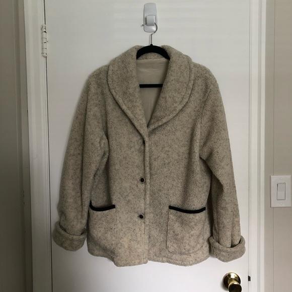 Vintage Jackets & Blazers - Vintage Teddy Jacket